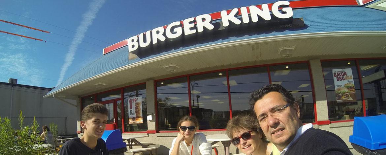 Burger King Sherbrooke - Canada